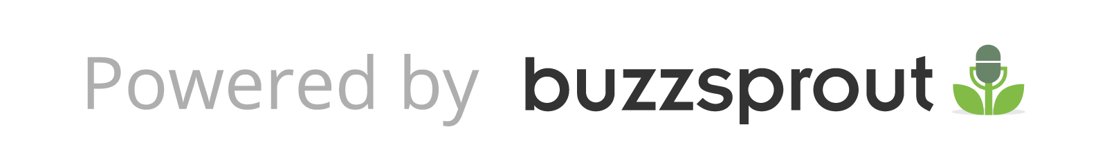 powered by buzzsprout logo