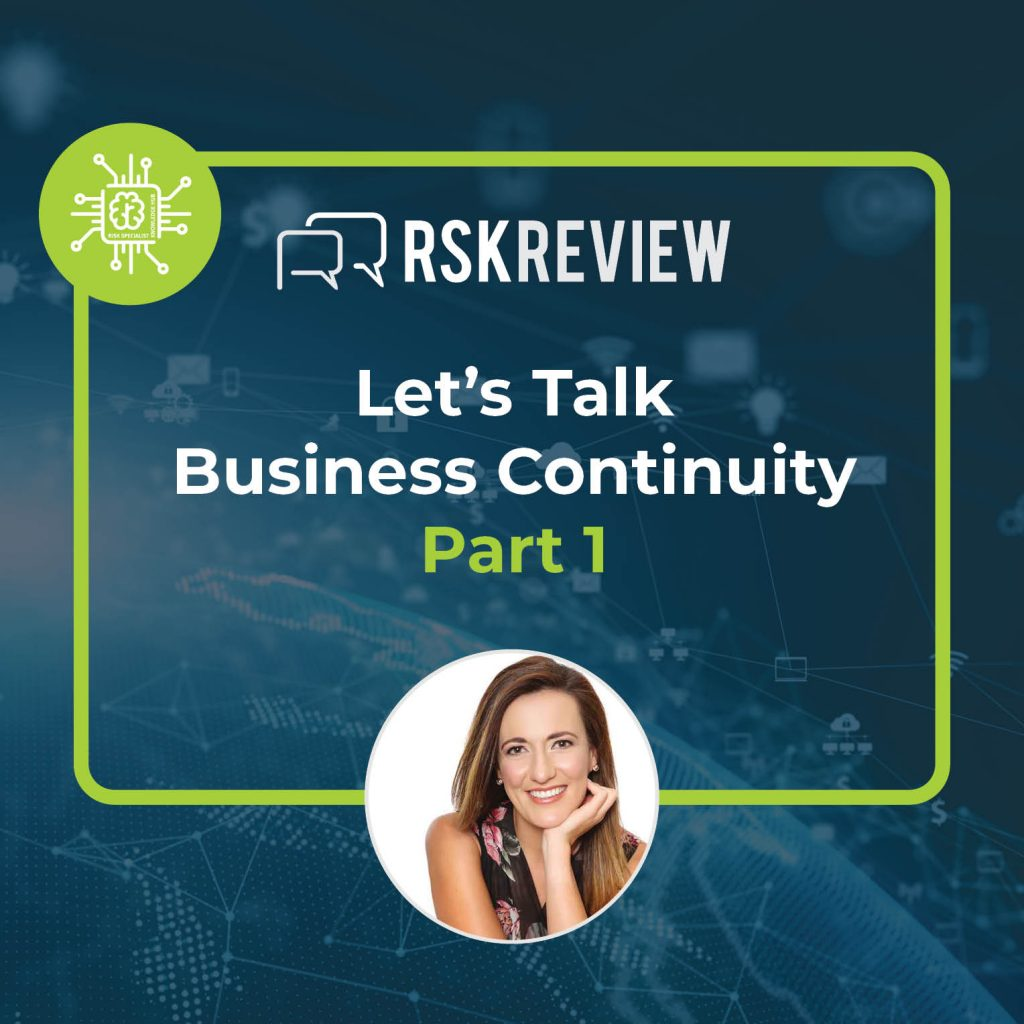 Business Continuity episode