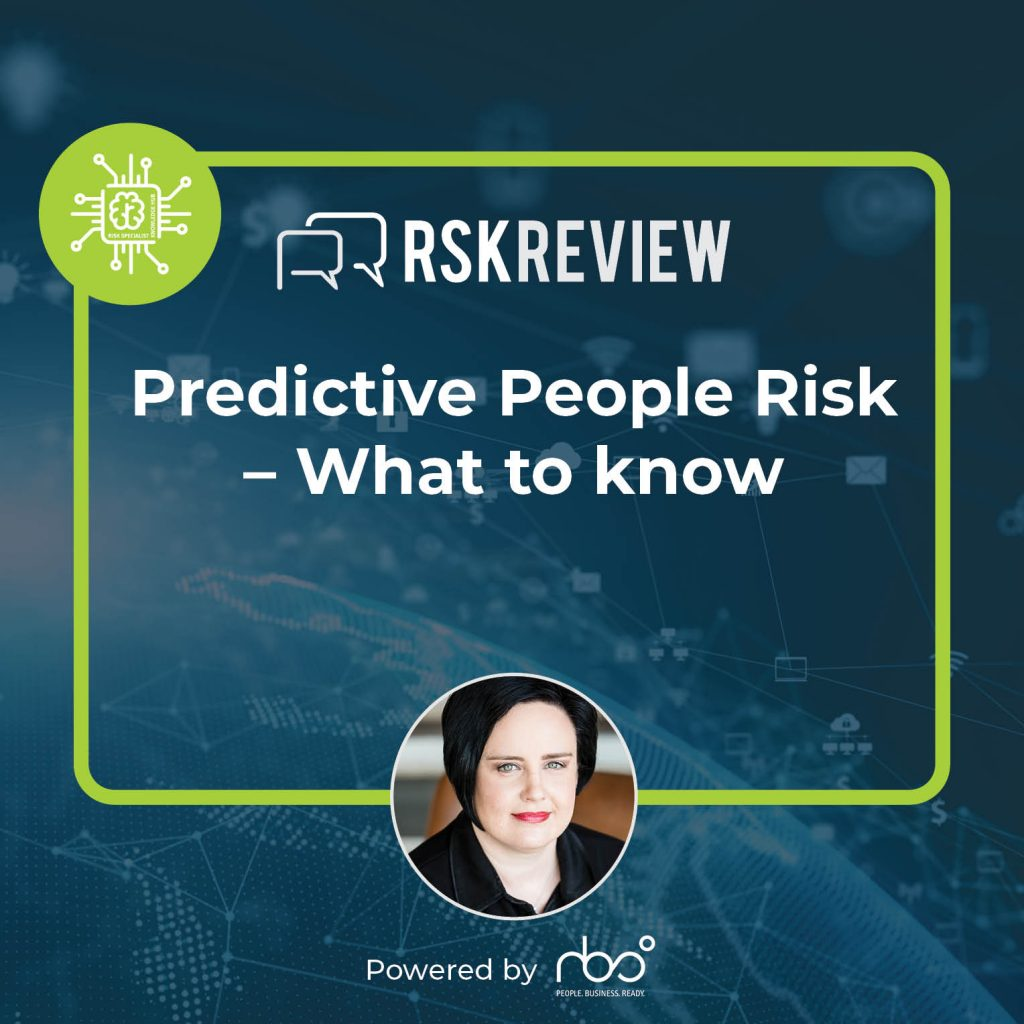 Predictive people risk episode