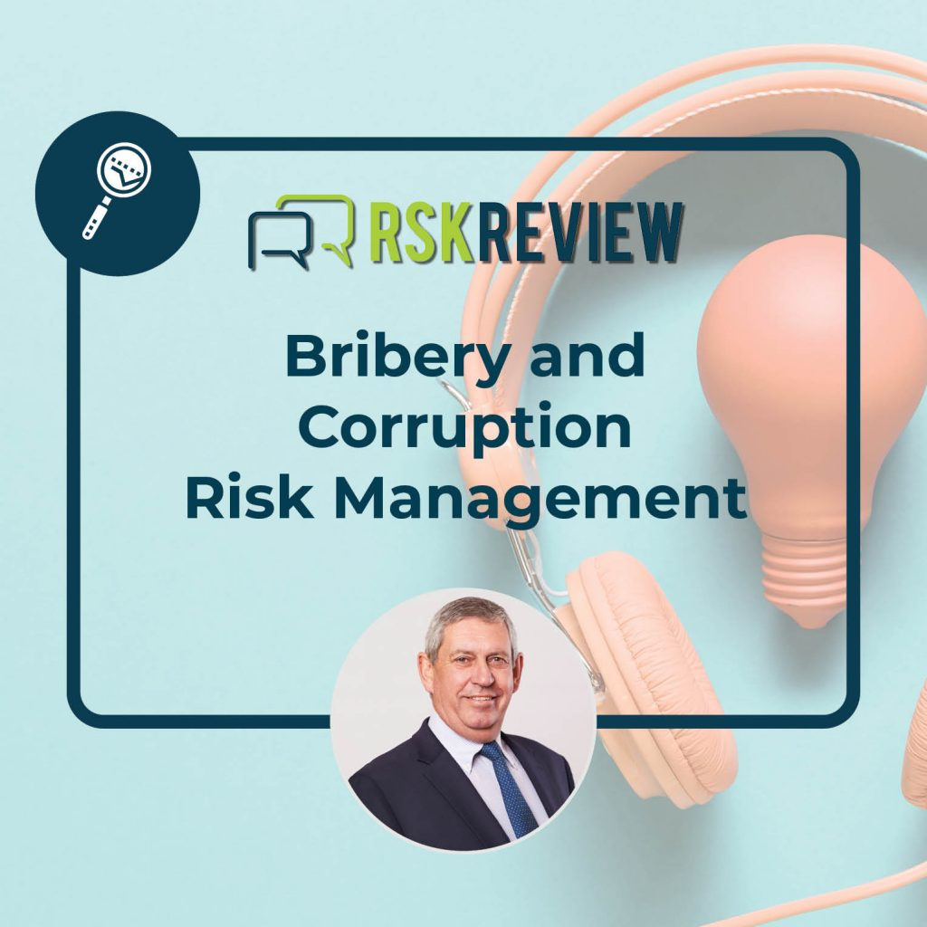 Bribery & Corruption Risk management